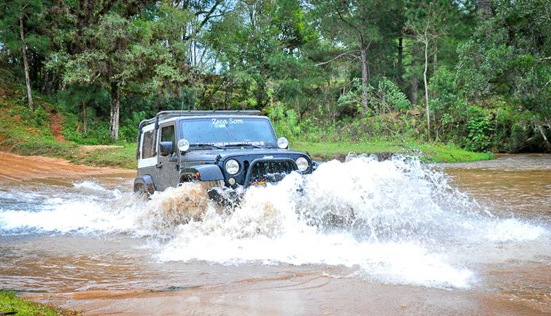 Muita adrenalina em Itararé