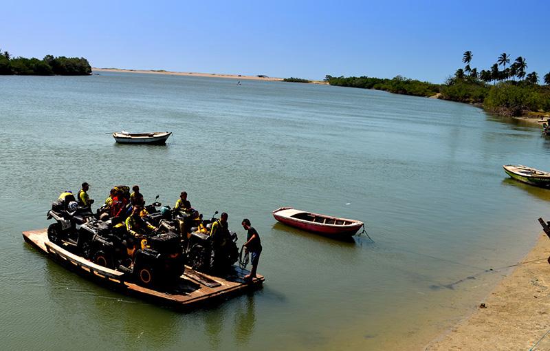 Expedição Quadrijet Lençóis percorre mais de mil quilômetros pelo Maranhão, Piauí e Ceará