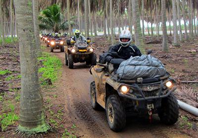 Serão 166 quilômetros na ida e 132 km na volta - Foto: Divulgação/Can-Am
