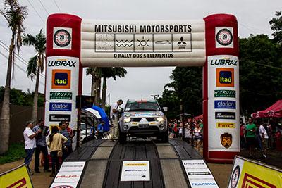 Ribeirão Preto (SP) recebeu a competição pela 13ª vez - Foto:  Adriano Carrapato/Mitsubishi