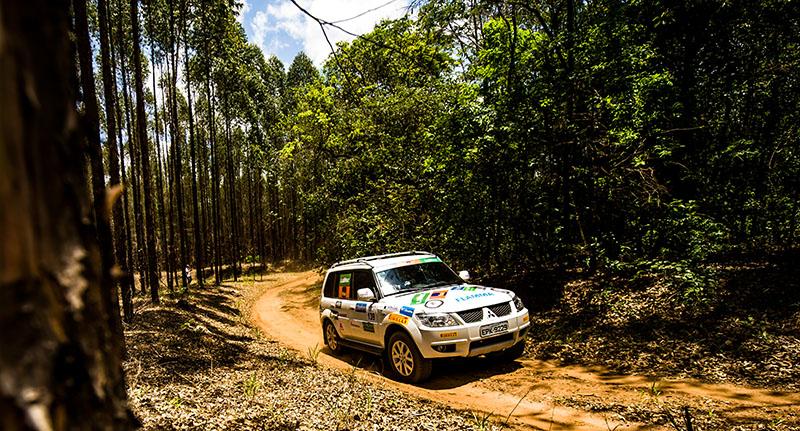 Podem participar veículos Mitsubishi das linhas Pajero e L200, versões 4x4 - Foto: Ricardo Leizer/Mitsubishi