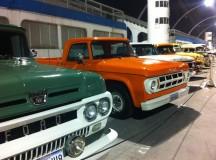 O Auto Show Collection é o maior encontro periódico de carros antigos do Brasil