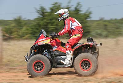 Quadris e UTVs decidem títulos do Brasileiro de Rally Cross Country