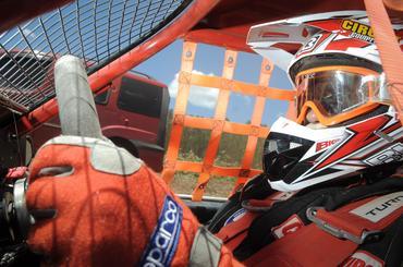 Piloto Alain Dubois - Foto:  Fábio Davini/DFotos