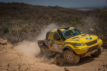 MS Rally buscará o vice-campeonato Brasileiro de Rally Cross Country - Foto:  Gustavo Epifanio