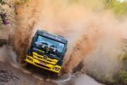 Trio da Mobil Delvac Salvini Racing confirmou presença no último desafio do ano - Foto:  Doni Castilho/DFOTOS