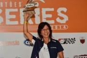 Piloto venceu o Rally dos Amigos em Avaré-SP - Foto: Ney Evangelista/DFotos