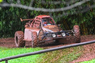 Alain Dubois com o protótipo SAT Racing 001 - Foto:  Doni Castilho/DFotos