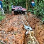 Jeep Clube de Ribeirão Preto desafia Buraco do Camel