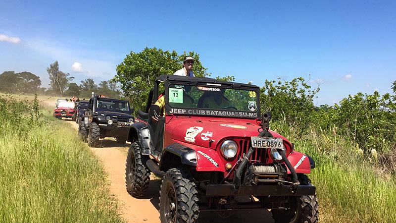 Bataguassu se diverte em mega evento Off Road