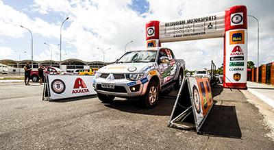 Rali de regularidade Mitsubishi Motorsports trará novidades em 2015 - Foto:  Ricardo Leizer/Mitsubishi