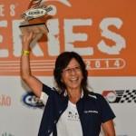 Campeã em 2014, Helena Deyama receberá prêmio em Campo Grande (MS) na Festa dos Campeões da CBM