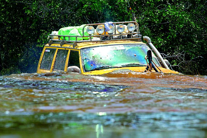 4ª Trilha Pantanal Coxim promete: Adrenalina, Aventura, Emoção e Ecoturismo