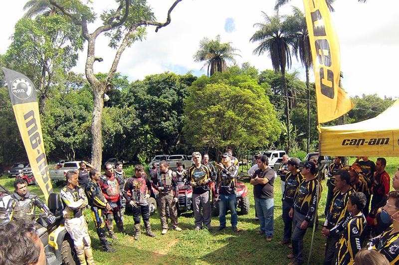Can-Am Adventure Tours realiza passeios para quadriciclos e UTVs por todo o país Foto: Divulgação/Can-Am Adventure Tours
