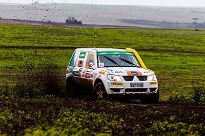 Serão duas categorias de Pajero TR4 - Foto: Adriano Carrapato / MItsubishi