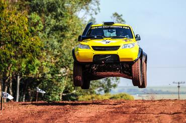 MS Rally está confirmada na nona edição do Cross Country Rallymakers Barretos - Foto:  Márcio Machado/DFOTOS