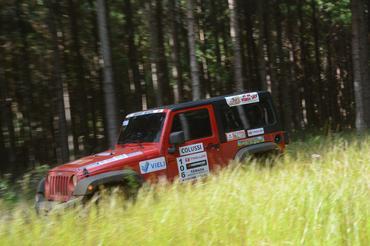 Serão dez horas consecutivas de disputas pelas trilhas de Caçador e Calmon, SC - Foto: Doni Castilho/DFOTOS