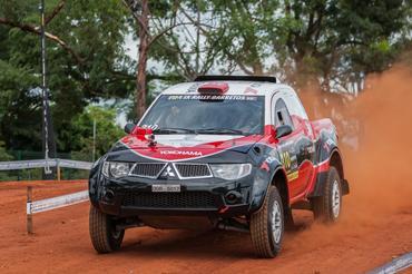 Rally de Barretos prossegue neste domingo com o mesmo percurso - Foto:  Magnus Torquato/Webventure