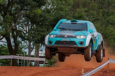 Fontoura em um dos saltos, durante o Prólogo - Foto: Magnus Torquato/Webventure