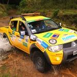 Campos do Jordão abre temporada 2015 dos ralis Mitsubishi