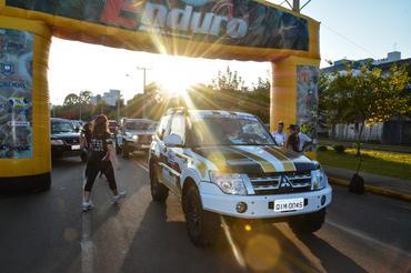 Enduro Brasil de Regularidade foi realizado neste último sábado, 14, em Caçador - Foto:  Ney Evangelista/DFOTOS
