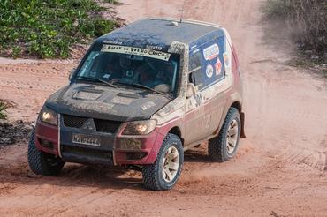 O 4º Rally do Velho Chico será realizado de 27 a 29 de março - Foto:  Fábio Davini/DFOTOS