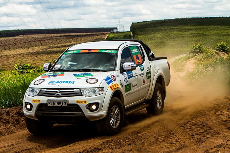 No Motorsports, podem participar os veículos 4x4 das linhas Pajero e L200 - Foto: Ricardo Leizer/Mitsubishi