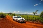 Poit estreia na pilotagem no rali cross country de velocidade - Foto:  Sanderson Pereira/Photo-S