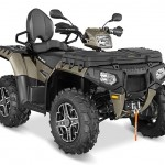 Polaris Lança o Sportsman Touring XP 1000, o ATV de dois Lugares Mais Potente da Categoria, com 89 cv