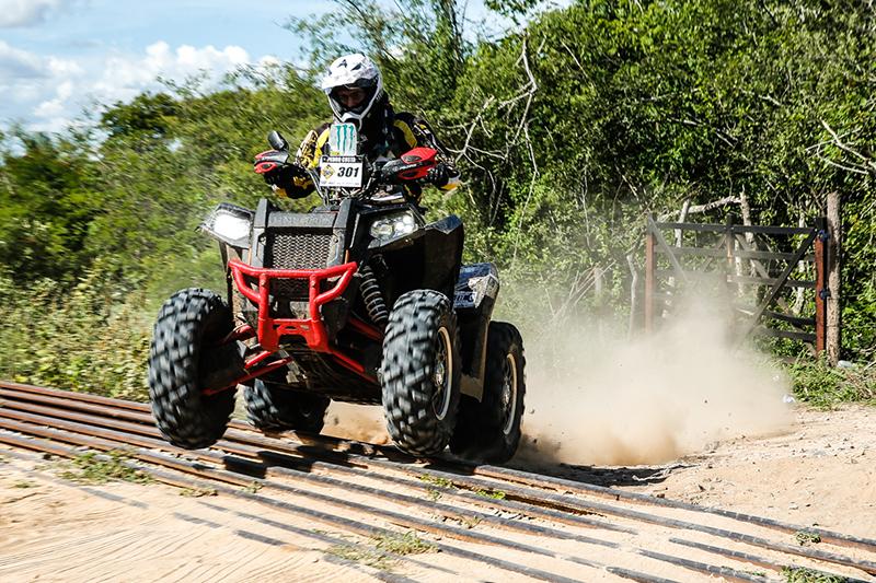 Pedro Costa busca terceiro título entre os quadris do Rally - Transbahia Foto: Haroldo Nogueira