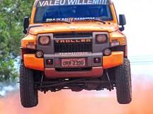 Novo Troller T4 vence a prova de abertura do Brasileiro de Rally