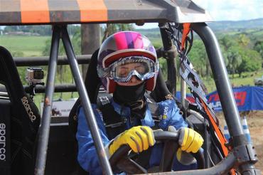 Piloto Roberlena Moraes fará estreia no Rally da Ilha
