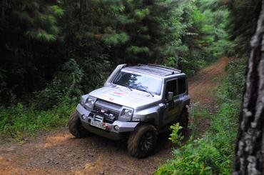 Agora, o campeonato Rally Trilha SC desembarca no Rio Grande do Sul - Foto:  Paulo Valente