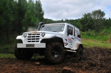 O Rally da Cana em Apucarana é válida pela segunda etapa do paranaense