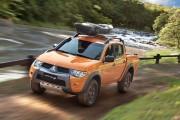 L200 Triton Savana Off traz a aventura como item de série - Foto:  Fabio Bustamante / Mitsubishi