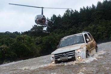 A etapa será a mais desafiadora da temporada: o Rally Transcatarina - Foto:  Doni Castilho/DFOTOS