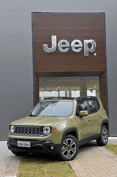 Além disso, 1.000 clientes cadastrados no site da Jeep® que comprarem o Renegade ganharão como brinde um acessório Mopar