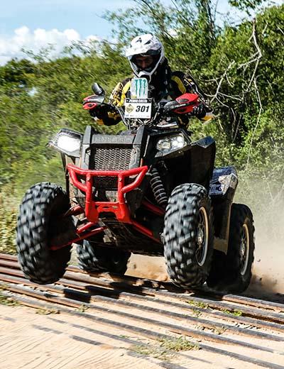 Gildo José Tavares, do Tocantins, está confirmado no Rally Transbahia 2015