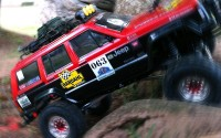 4×4 FUN e Núcleo ABC Crawler realiza abertura da Copa Off Road Escala 1:10