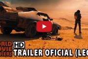 Mad Max: Estrada da Fúria Trailer Oficial, em maio 2015 nos cinemas