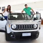 Primeiro emplacamento do Jeep® Renegade sai em Maceió