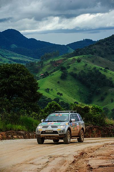 Rali Mitsubishi Motorsports está na 21ª temporada - Foto: David Santos Jr/Mitsubishi