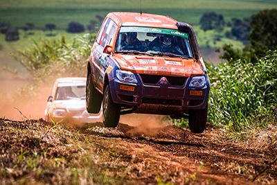Rali está em sua 16ª temporada - Foto:  Tom Papp / Mitsubishi
