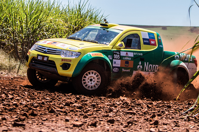 Provas serão realizadas na Fazenda Campo Novo - Foto:  Adriano Carrapato / Mitsubishi