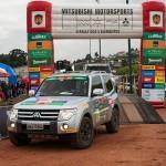 Sábado: rali Mitsubishi Motorsports faz etapa em Tiradentes (MG)