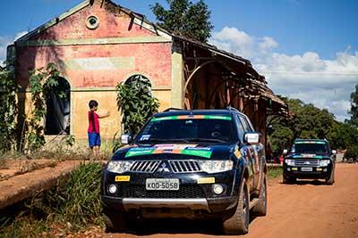 Próxima etapa será em São José do Rio Preto (SP), no dia 30 de maio - Foto:  Henrique Ribas / Mitsubishi