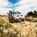Belas trilhas e clima mineiro marcam a segunda etapa do Mitsubishi Motorsports