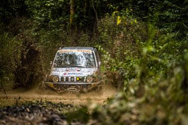 Suzuki Off Road agita Pomerode (Foto: Murilo Mattos/Suzuki)