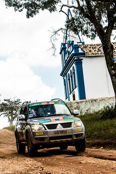 Podem participar os veículos 4x4 das linhas Pajero e L200 - Foto:  Ricardo Leizer/Mitsubishi
