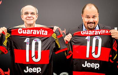 Eduardo Bandeira de Mello e Sergio Ferreira